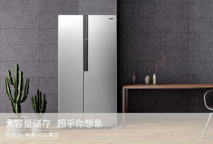 冰箱设计,简约生活的典范