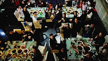 亚博电竞官网师们的岁末盛宴
