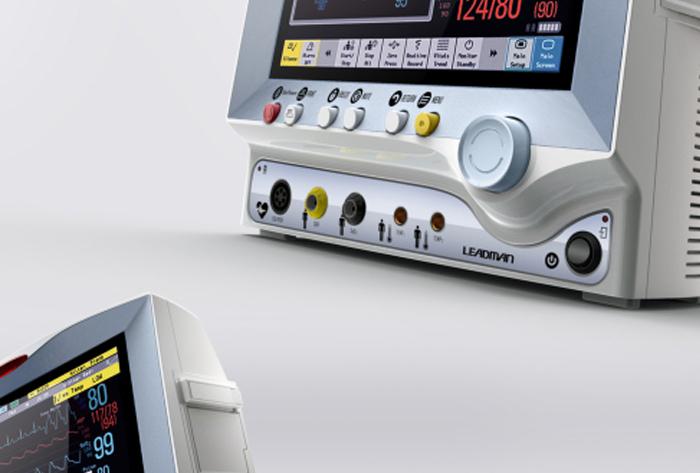 心电监护仪设计,通过设计扩展产品功能边界