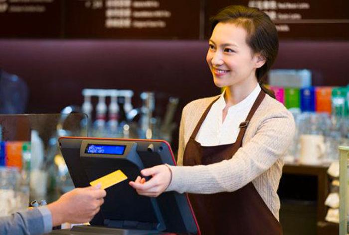 微信收银设备设计-定义无现金社会下的支付场景