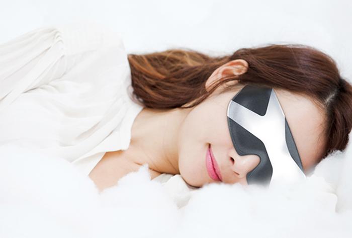 脑电波助眠眼罩设计,科技让睡眠与众不同