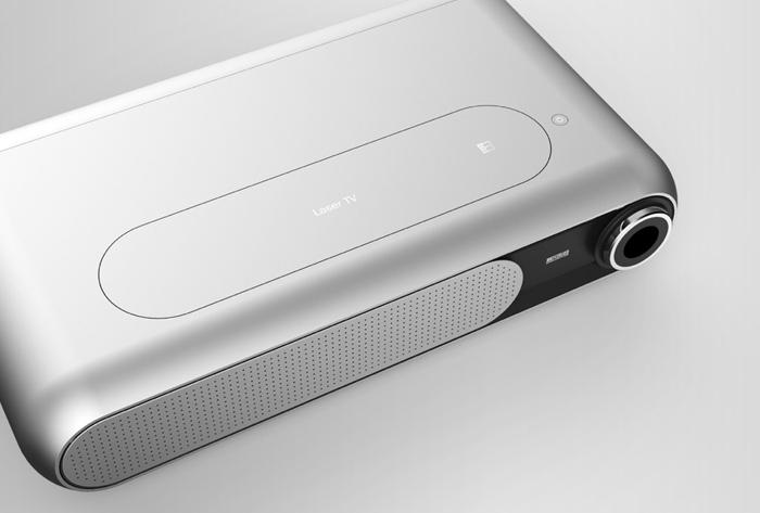 激光短焦投影仪设计-用设计进行产品更新和迭代
