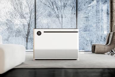 电暖器设计,简约风格之下的品质提升