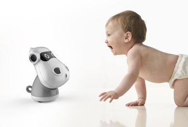 机器人设计-从零打造儿童早教机器人