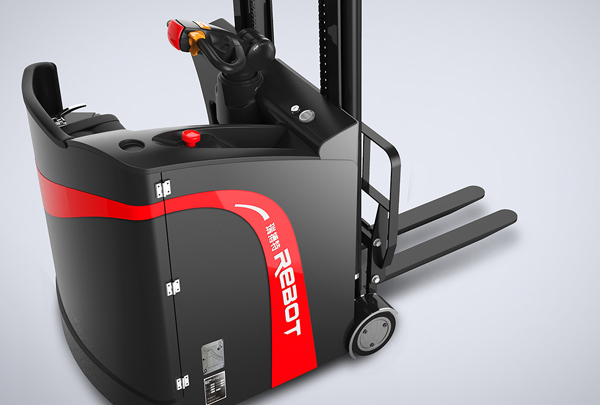 电动叉车设计,重塑工业品质