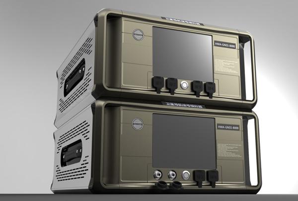 通讯设备设计,结构即外观的完美呈现