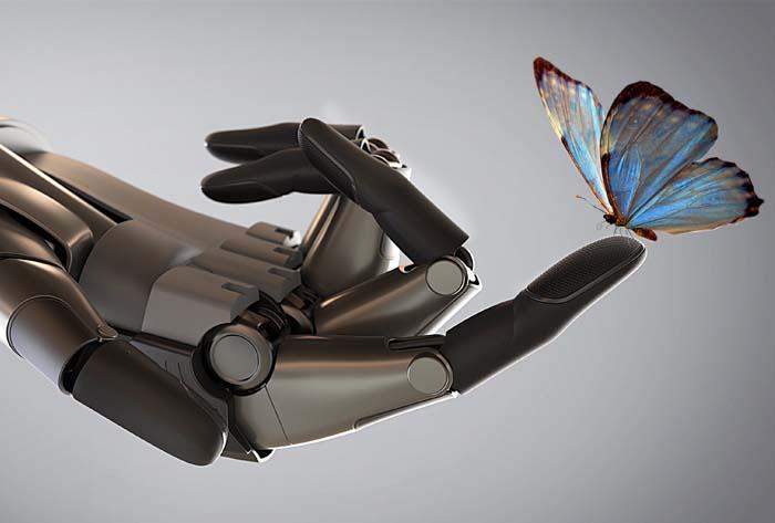 仿生机械手设计,技术成就未来照进现实