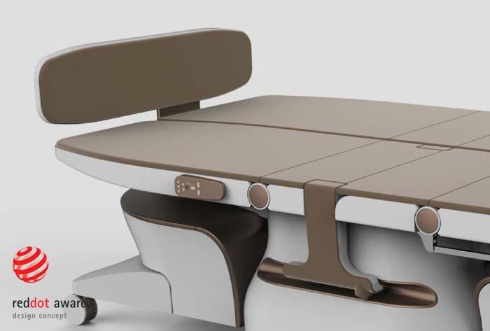 医疗床椅机器人设计促进生活品质提升
