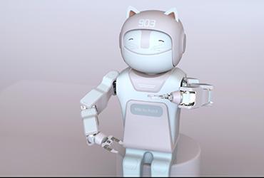 """新零售世界里的""""服务员""""-奶茶智能机器人亚博电竞官网"""